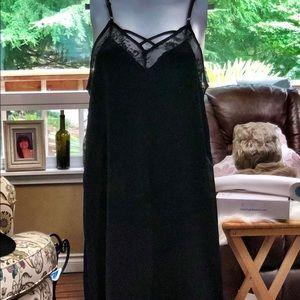 Stunning nightgown.